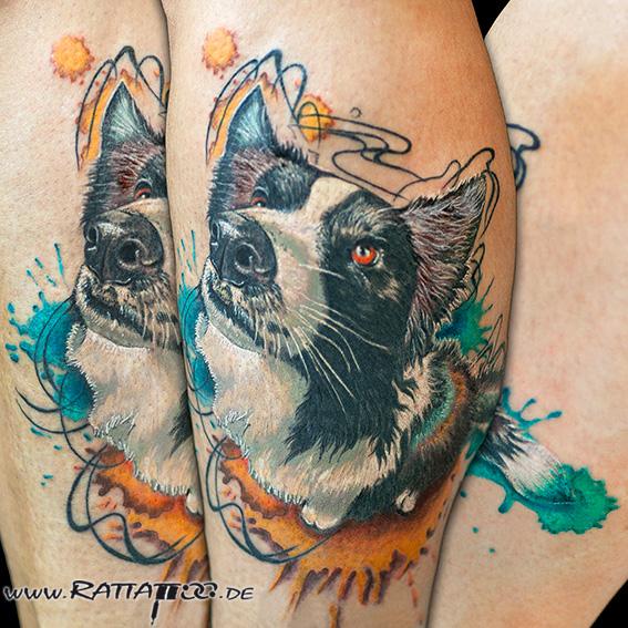 Rattattoo # Tattoostudio # Freiburg