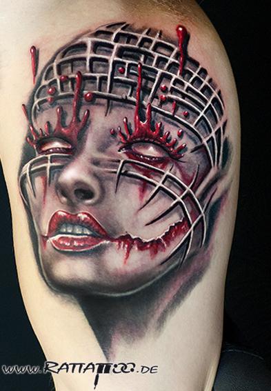 Rattattoo # Tattoo- und Piercingstudio # Freiburg